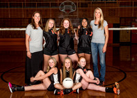 2017_08_29 Absarokee JH Volleyball